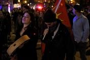 Elsipogtog solidarity demonstrations in Montreal