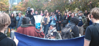 Elsipogtog solidarity in Toronto